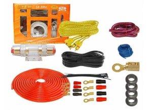 Napájacie a signál.kabely k autozesilovač LEXTON