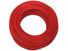 Solárne kábel H1Z2Z2-K, 6mm2, 1500V, červený, balenie 100m