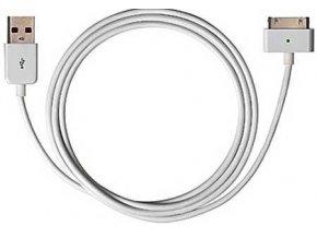 Kábel USB 2.0 - Lightning 30p, dĺžka 1m