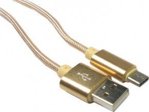 Kábel USB 2.0 konektor USB A / USB-C 25cm