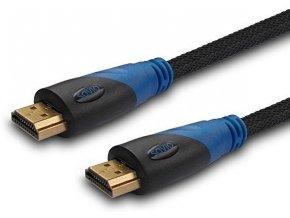 Kábel HDMI (A) -HDMI (A) 3m Savio CL-07