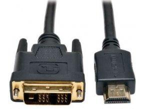 Kábel DVI-D (18 + 1) - HDMI 3m Inakustik Matrix S-1