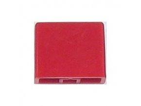 Hmatník pre ISOSTAT červený 15x17x8mm