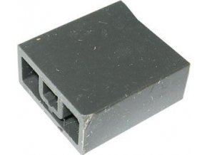 Hmatník pre isostat tmavosivý 15x17x8mm