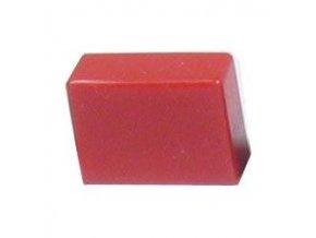 Hmatník pre ISOSTAT červený 20x14x8mm