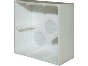 Krabica na omietku pre vypínače PRAKTIK 4FA24951