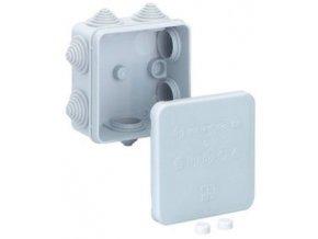 Krabice HP80-L, 85x85x42mm