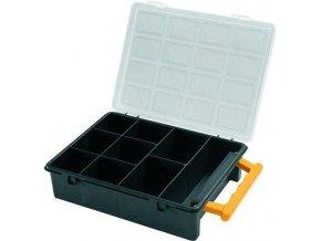 Krabička na súčiastky 242x188x60mm 9sekcí, ArtPlast 3350