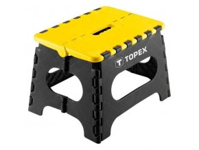 Stolička skladacia, nosnosť 150kg, TOPEX