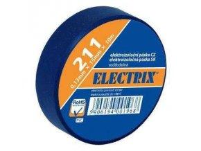 Izolačná páska 0,13x15mmx10m ANTICOR - tmavo modrá
