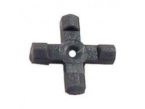 Podložka pod tranzistor 10x10mm, v = 3mm