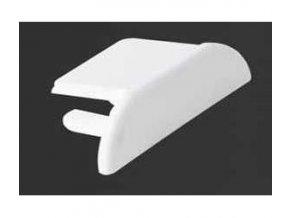 Záslepka PVC Tost k Alu lištám pre LED pásiky