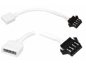 Konektor prepojovacia pre RGB LED pásiky
