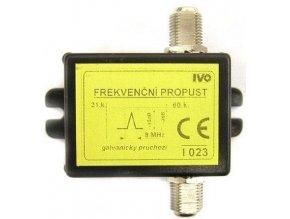Frekvenční propust IVO I 023, laditelná v pásmu UHF 21-60k