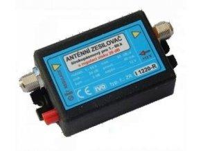 Antenní zesilovač IVO I1220-RX,47-800MHz, 10-25dB/š.2dB 95dBuV