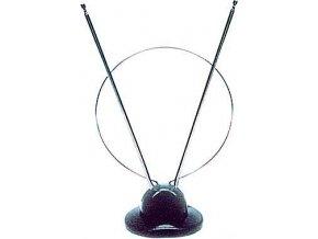 Anténa TV DVB-T izbová - VHF / UHF 75ohm