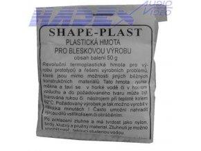 SHAPE-PLAST, plastická hmota na bleskovú výrobu