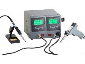 Odspájkovacia a spájkovacie stanice ZD-987