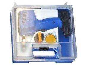 Trafopájka ETP5 LED 125VA/230V se šroubky, kufřík