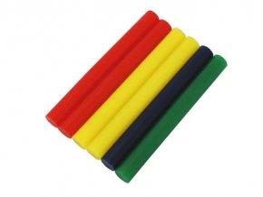 Lepiaca kolík 11x100mm 6ks-náplň do tavnej pištole, rôzne farby