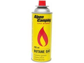 Plynová kartuša 400ml k campingovému variči