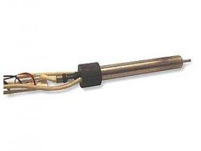 Vykurovacie teleso k spájkovaciemu peru stanice ZD-916, ZD-917, ZD-982, ZD-987