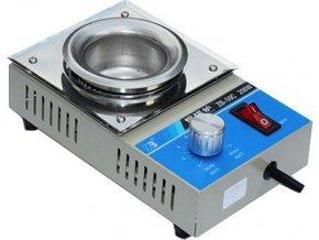 Spájkovacia kúpeľ ZB-50C pre 500g spájky, 230V / 200W