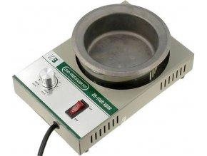Spájkovacia kúpeľ ZB-100D pre 2,3kg spájky, 230V / 380W, bezolovnaté