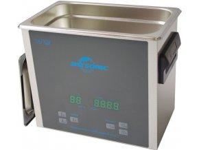 Ultrazvuková čistička BS230B 3l 120W s ohrevom, digitálne