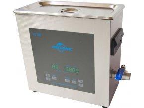 Ultrazvuková čistička BS360C 6l 180W s ohrevom, digitálne