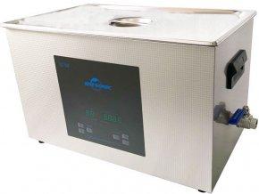Ultrazvuková čistička BS820B 20l 480W s ohřevem, digitální