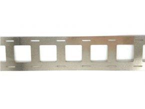 Propojovací svařovací pásek-žebřík 0,15x20x27mm pro baterie, balení 1m