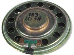 Repro 45mm YD45M-12 8ohm / 0,5W, magnet NdFeB