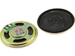Repro 36x5mm 8ohm / 0,5W, plastová membrána