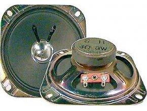 Repro YD103-1, 8ohm / 3W, feritový magnet