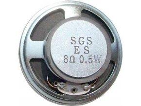Repro 57mm YD57-1, 8ohm / 0,5W, feritový magnet