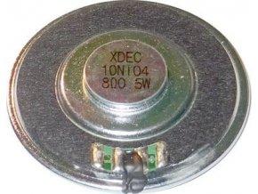 Repro 50mm YD50M mylar, 8ohm / 0,5W, magnet NdFeB