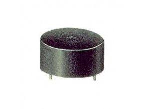 Sirénka 75dB 12V / 15mA / 3,2kHz priemer 23,3x6,5mm KPE222A