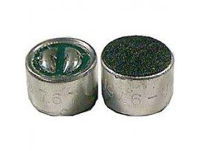 Mikrofón elektretový 9,7x6,7mm U = 1,5-10V