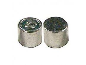Mikrofón elektretový 6x5mm U = 2-10V