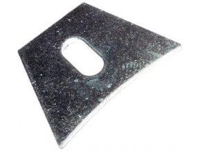 Úchyt pre repro kovový, l = 15mm