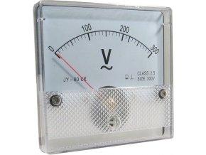 JY-80 panelový MP 300V ~ 80x80mm