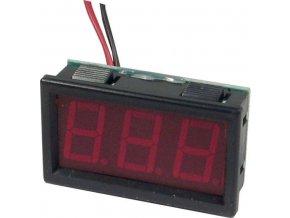 JYX300-panelový LED MP 600V ~ 44x25x18mm, napájanie 6-12V =