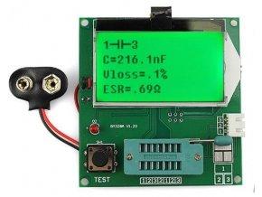 Univerzálny tester súčiastok GM328A