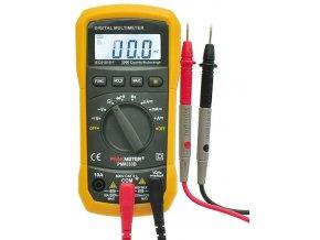 Multimeter Peakmeter PM8233E / MS8233E / automat