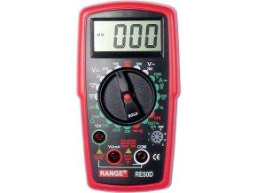 Multimeter RE50D RANGE