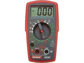 Multimeter RE50C RANGE