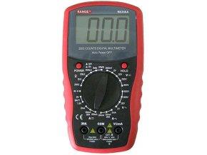 Multimeter RE360A RANGE