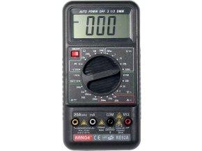 Multimeter RE92-A RANGE