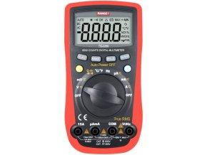Multimeter RE209D RANGE - automat, TRUE RMS